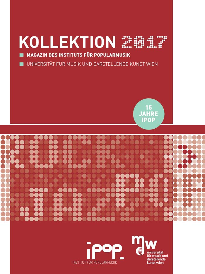 Cover des Magazin Kollektion 2017
