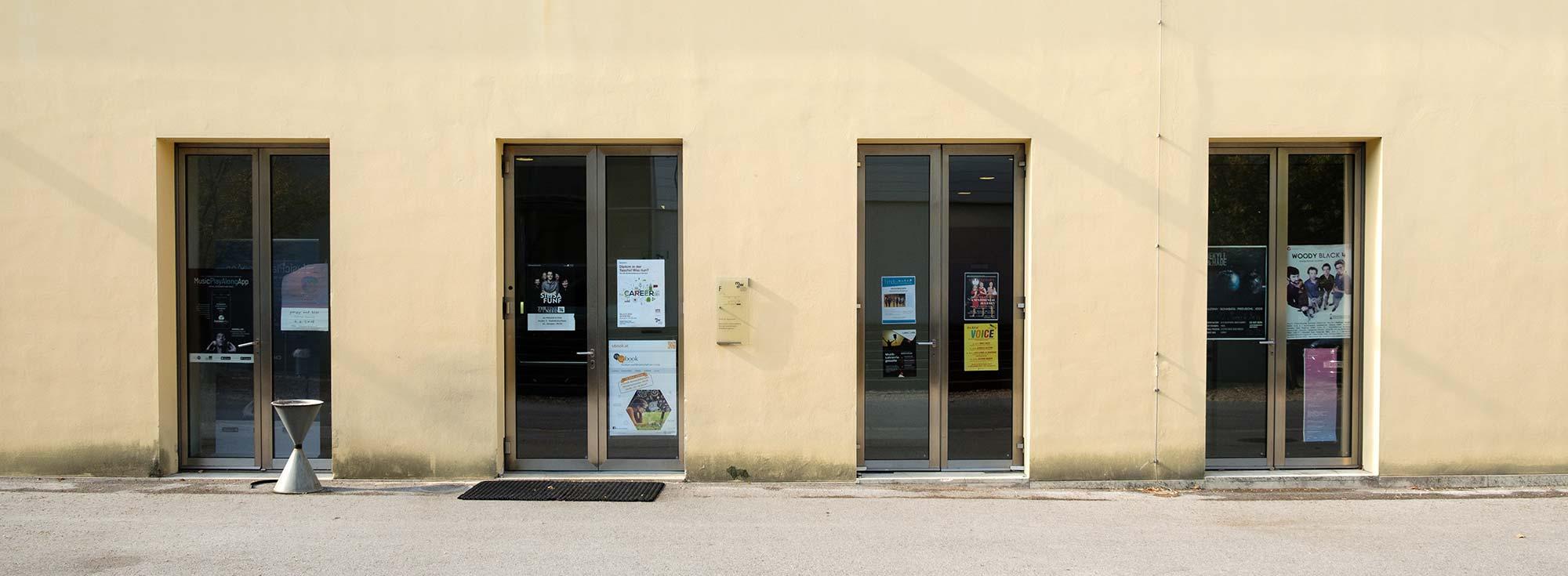 ipop-Institut Eingang
